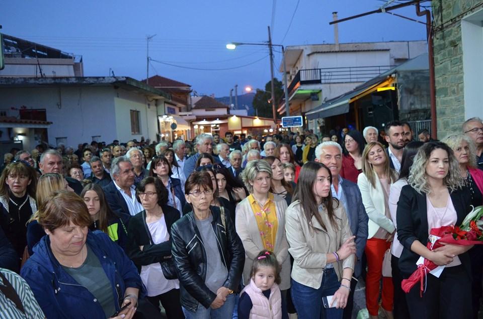 Εντυπωσιακή συγκέντρωση  – νίκης για Δήμο Οιχαλίας, του Γιάννη Παπαδόπουλου σε Μελιγαλά! (photos)