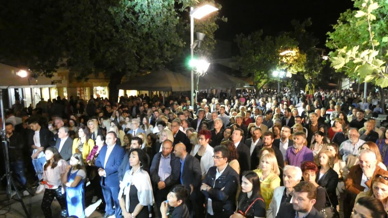 Τσώνης: Υπογράφουμε συμβόλαιο αυτοδιοικητικής τιμής και κοινής πορείας