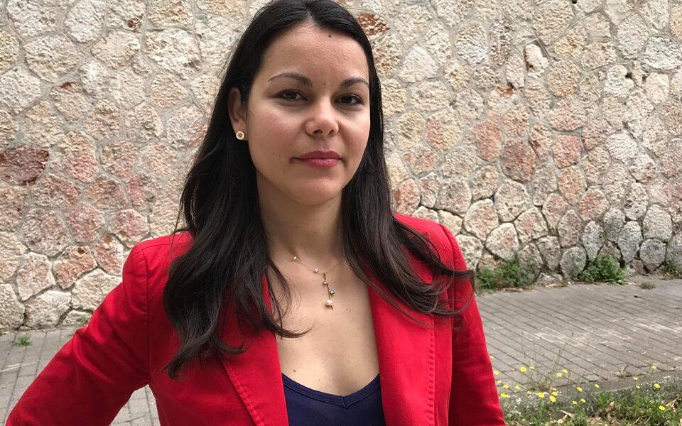 """Γεωργακοπούλου: """"Να δώσουμε στον τόπο μας και στην Αρχαία Μεσσήνη την ανάπτυξη που αξίζει"""""""