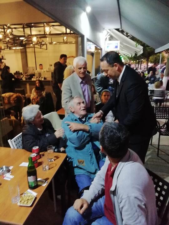 """Παπαδόπουλος: """"Οι δημότες της Οιχαλίας χρειάζονται θέσεις, αρχές και διάλογο"""""""