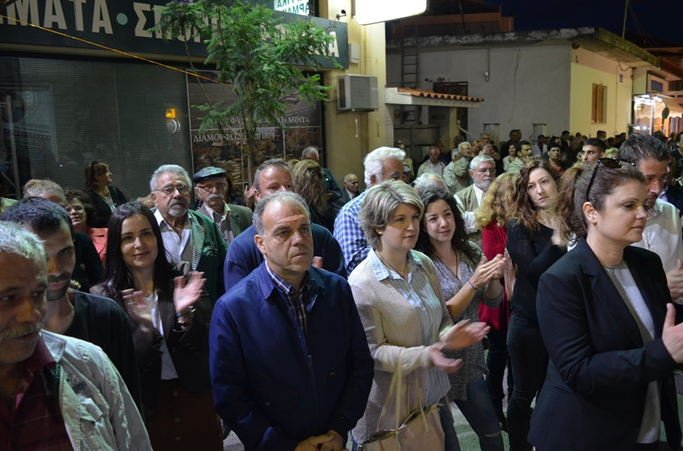"""Παπαδόπουλος: """"Δήμος Οιχαλίας για όλους, όχι για λίγους!"""""""