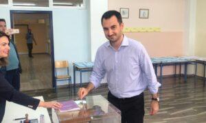 Χαρίτσης: Κρίσιμη εκλογική διαδικασία και μάχη για την Ευρώπη