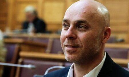 Στην Καλαμάτα αύριο ο υποψήφιος ευρωβουλευτής ΝΔ, Γιώργος Αμυράς