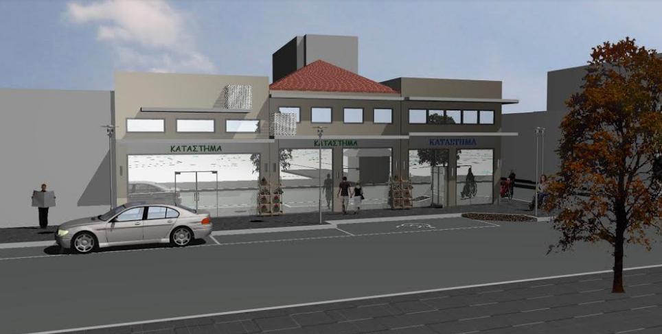 Έτσι θα είναι το Open Mall: Αλλάζει το εμπορικό κέντρο της Μεσσήνης