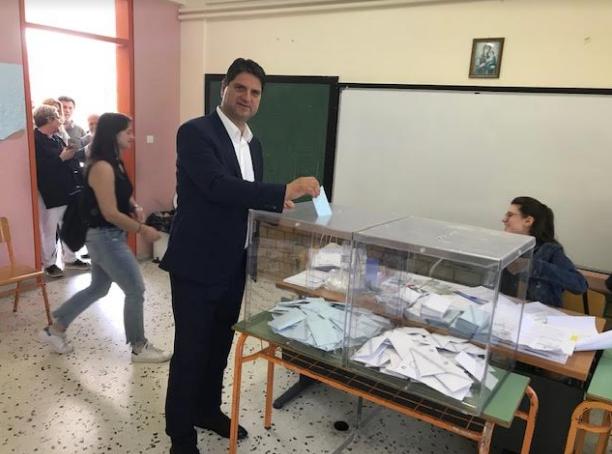 Νέος Δήμαρχος Μεσσήνης ο Γιώργος Αθανασόπουλος