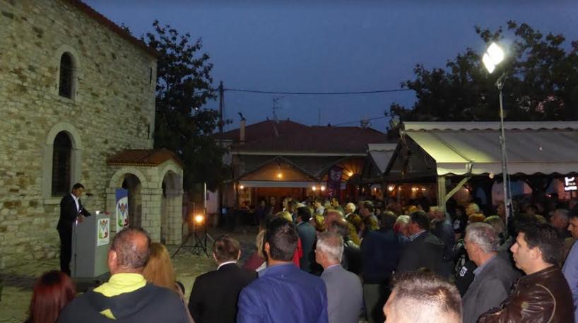 """Αθανασόπουλος: """"Η απερχόμενη δημοτική αρχή θα λογοδοτήσει για την ανυπαρξία έργου στην  Δ.Ε. Ανδρούσας"""""""
