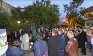 Στο Χατζή ο Γιώργος Αθανασόπουλος