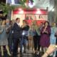 Πλήθος κόσμου στα εγκαίνια του εκλογικού κέντρου του Γιώργου Δέδε στην Καλαμάτα