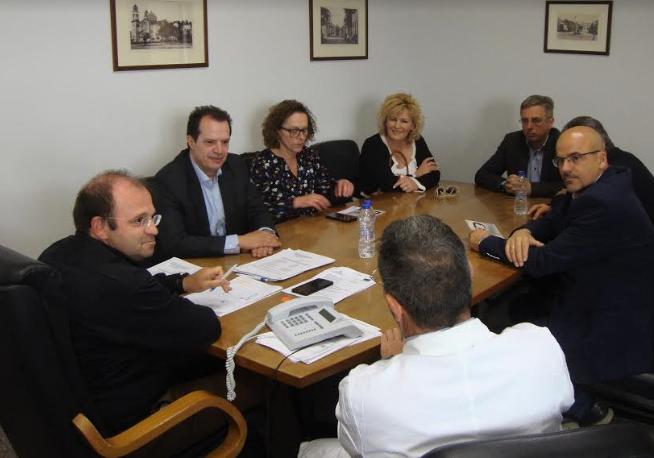 Περιοδεία Δέδε σε Καλαμάτα, Μεσσήνη και Δήμο Τριφυλίας