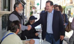 """Δέδες: """"Η Μεσσηνία νομός-κλειδί για την πολιτική αλλαγή στην Περιφέρεια"""""""