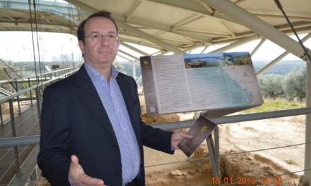 Βρεττάκος: «Στηρίζουμε Παναγιώτη Καρβέλα- τέλος στα σημερινά αναπτυξιακά αδιέξοδα»