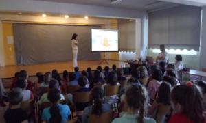 «Προσέχω-Μαθαίνω-Νοιάζομαι» από το Λιμενικό Σώμα για τα παιδιά του Δημοτικού Λεΐκων