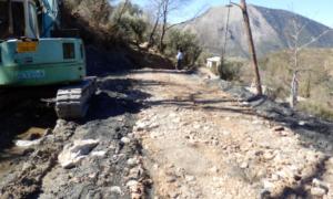 Ακόμα 300.000 ευρώ ζητά ο Νίκας από Χαρίτση για την αποκατάσταση των δρόμων στον Ταΰγετο