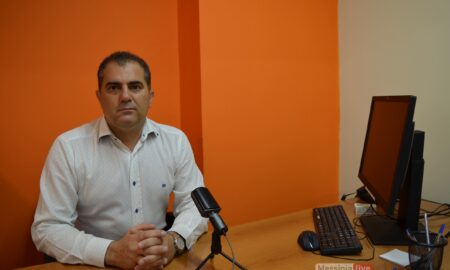 """Βασιλόπουλος: """"Είμαι άνθρωπος της συνεργασίας και της σύνθεσης"""""""