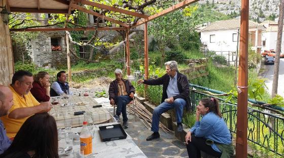 """Καλαμάτα Τόπος Ζωής: """"Ήπια αξιοποίηση του Ταϋγέτου με σεβασμό στο φυσικό τοπίο"""""""