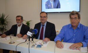 Τη Δευτέρα παρουσιάζει το πρόγραμμα του για τον Δήμο Καλαμάτας ο Κοσμόπουλος