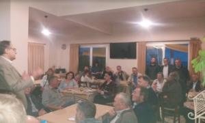 """Στον Κορδία Κοσμόπουλος και """"Καλαμάτα Μπροστά"""""""