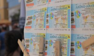 To Λαϊκό Λαχείο μοίρασε περισσότερα από 7.400.000 ευρώ τον Aπρίλιο