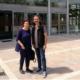 Επίσκεψη στο Μέγαρο Χορού Καλαμάτας από τη Λυδία Κονιόρδου