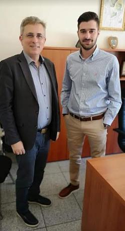 """Επίσκεψη """"Ανοιχτού Δήμου"""" σε Αστικό και Υπεραστικό ΚΤΕΛ"""