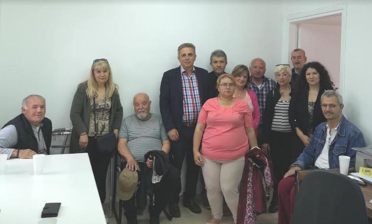 Συνάντηση Ανοιχτού Δήμου με συλλόγους των ΑμεΑ Μεσσηνίας