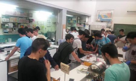 Πειραματικές Επιδείξεις Φυσικών Επιστημών 2019: 90 μαθητές διαγωνίζονται στα πειράματα