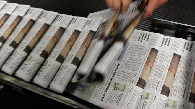 Εκδόθηκε η ΚΥΑ για την κρατική ενίσχυση τοπικών και περιφερειακών εφημερίδων