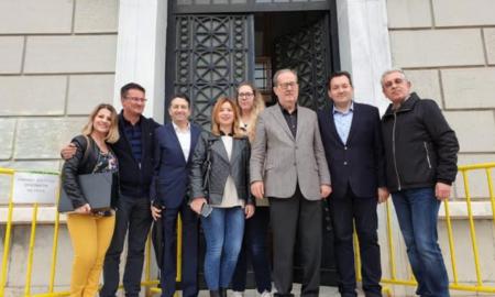 Κατέθεσε ο Νίκας την υποψηφιότητα του συνδυασμού του στο Πρωτοδικείο Τρίπολης