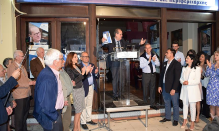 """Νίκας: """"Στις 26 Μαΐου η Σπάρτη, η Λακωνία και η Πελοπόννησος αλλάζουν σελίδα!"""""""