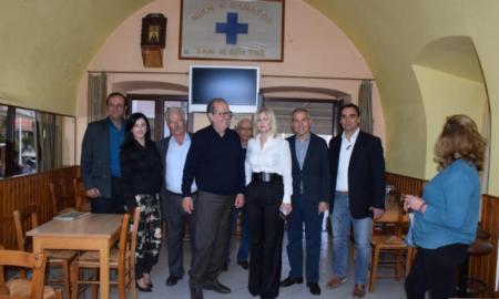 Περιοδεία στη Λακωνία πραγματοποιεί ο Νίκας