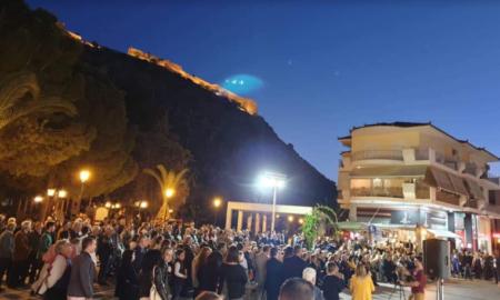 Νίκας: Εγκαινίασε το εκλογικό του κέντρο στο Ναύπλιο παρουσία Μεΐμαράκη