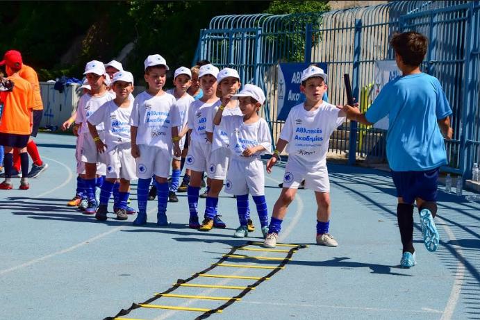 Φεστιβάλ Αθλητικών Ακαδημιών ΟΠΑΠ: Μεγάλη γιορτή του αθλητισμού με 2.450 παιδιά και γονείς!