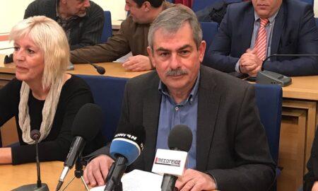 """Πετράκος: """"Να αποσυνδεθεί το Νοσοκομείο Κυπαρισσίας διοικητικά και οικονομικά από της Καλαμάτας"""""""