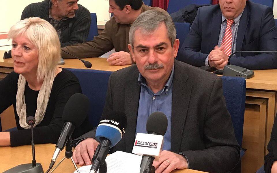 Yποψήφιος βουλευτής Αχαΐας με τη ΛΑΕ ο Πετράκος