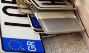 Eπιστρέφονται οι πινακίδες και οι άδειες οδήγησης λόγω εκλογών
