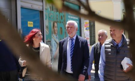 """Τατούλης: """"Την Κυριακή ψηφίζουμε μόνο για την Πελοπόννησο"""""""