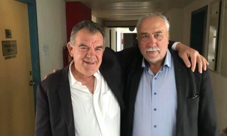 Τσώνης και Μαραμπέας κατέθεσαν τους συνδυασμούς τους στο Πρωτοδικείο Καλαμάτας