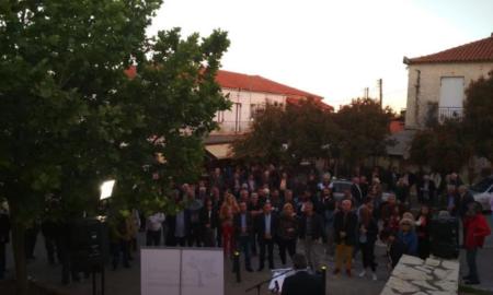 """Τσώνης από Λογγά: """"Επενδύουμε στον πολίτη, επενδύουμε στον άνθρωπο!"""""""