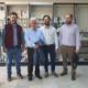"""Επίσκεψη Τζαμουράνη και """"Πρότυπου Δήμου"""" σε ΤΟΜΥ και Κέντρο Υγείας Καλαμάτας"""