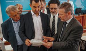 Στην Καλαμάτα θα ψηφίσει ο Αλέξης Χαρίτσης