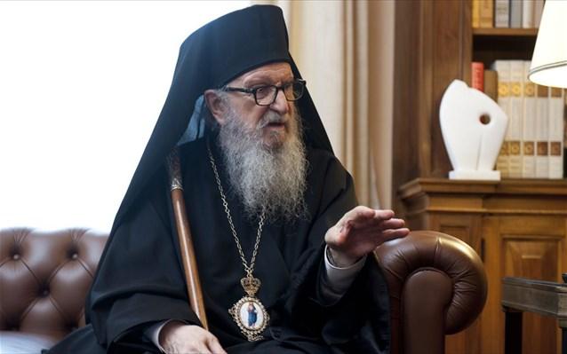 Παραιτήθηκε ο αρχιεπίσκοπος Αμερικής, Δημήτριος