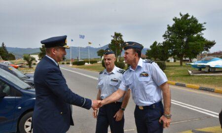 Επίσκεψη του Αρχηγού ΓΕΑ στην 120 ΠΕΑ – Αλλάζει ο Διοικητής την Παρασκευή