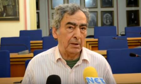 Πέθανε ο ζωγράφος Βαγγέλης Δημητρέας