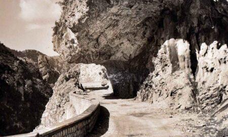 Ο δρόμος Καλαμάτας- Σπάρτης, 70 χρόνια από τα εγκαίνιά του