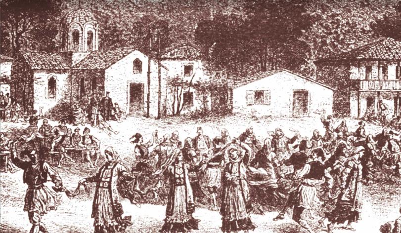 10o Αντάμωμα 25 Συλλόγων του Δήμου Πύλου-Νέστορος στο Κεφαλόβρυσο