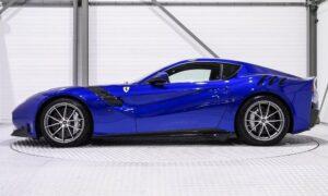 Στη «φάκα» της ΕΛΑΣ ο απατεώνας με την μπλε… Ferrari!