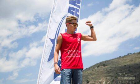 OCEANMAN Greece 2019: Πρώτος στα 5 χιλιόμετρα over all ο Αθανασουλάκης!