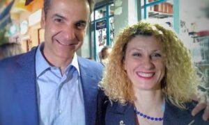 Κυριακοπούλου: Πρόκληση η συμμετοχή μου στο ψηφοδέλτιο της ΝΔ