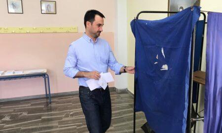 Χαρίτσης: Ολοκληρώνουμε με επιτυχία τις πιο δύσκολες εκλογές