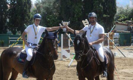 Iππικός Όμιλος Καλαμάτας: Διακρίσεις στο 3ο ΙΟΑ Grand Prix